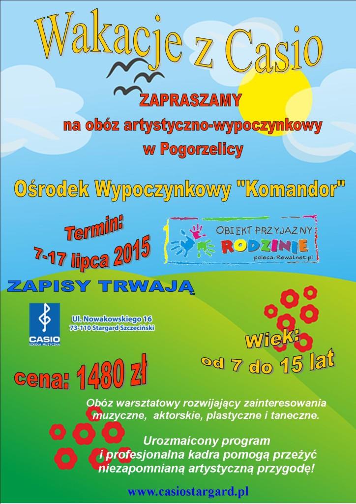 1 str plakatu